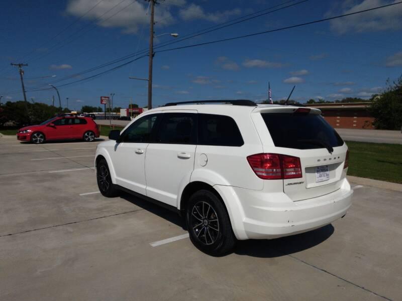 2018 Dodge Journey SE 4dr SUV - Mckinney TX