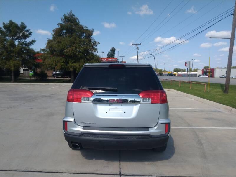 2016 GMC Terrain SLE-1 4dr SUV - Mckinney TX