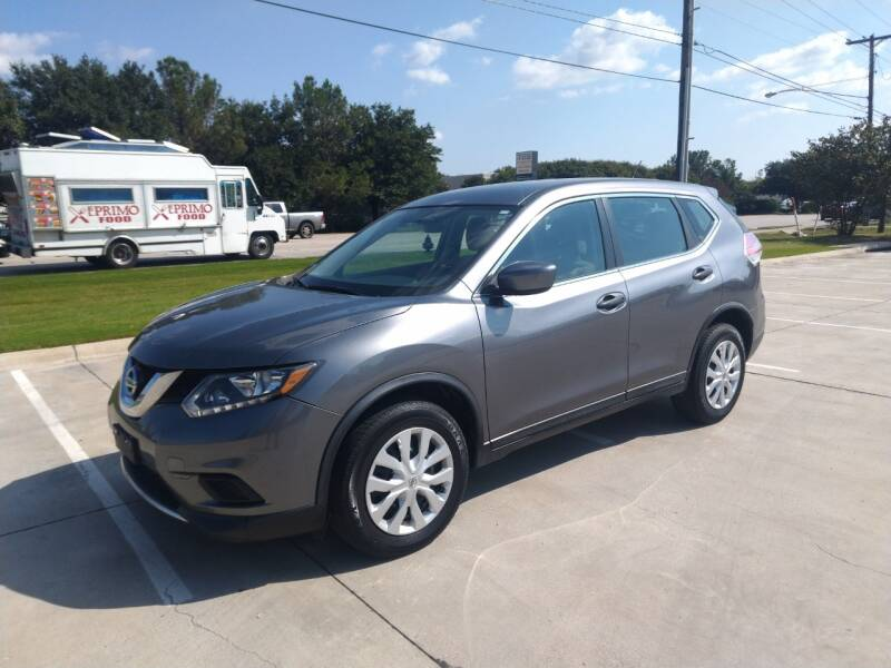 2016 Nissan Rogue AWD S 4dr Crossover - Mckinney TX