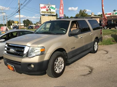 2007 Ford Expedition EL for sale in Loveland, OH