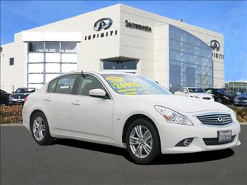 2015 Infiniti Q40 for sale in Roseville, CA