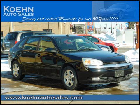 2004 Chevrolet Malibu Maxx for sale in Lindstrom, MN
