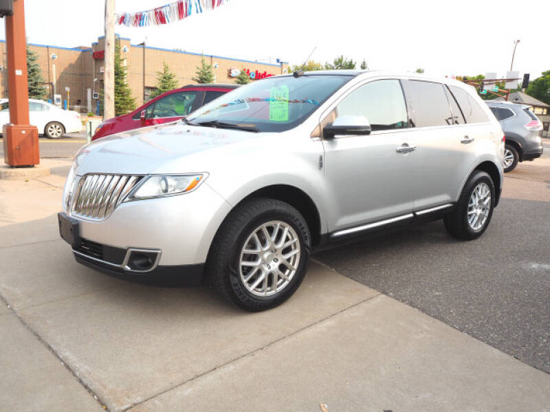2012 Lincoln MKX AWD 4dr SUV - Lindstrom MN