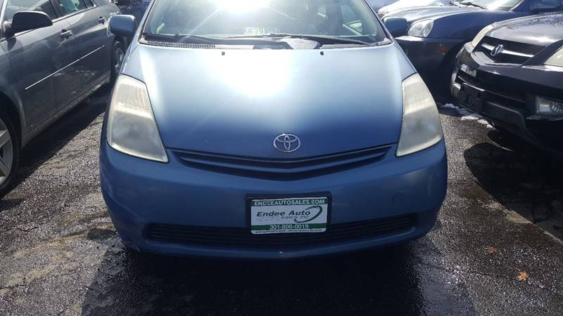 2005 Toyota Prius 4dr Hatchback   Capitol Heights MD