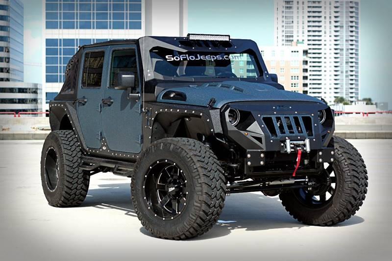 Jeep Big Bear >> 2017 Jeep Wrangler Unlimited 4x4 Big Bear 4dr Suv In Fort