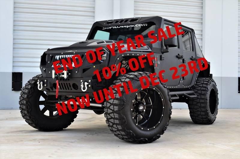 Jeep Wrangler Hemi >> 2011 Jeep Wrangler Unlimited Hemi Engine Swap In Fort