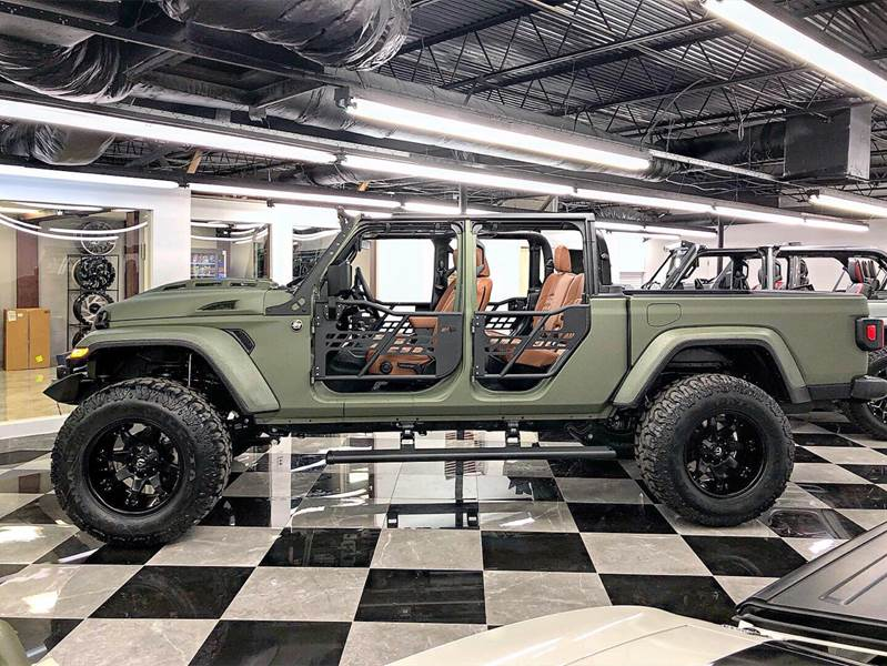 2020 Jeep Gladiator ABRAMS EDITION GLADIATOR In Fort ...