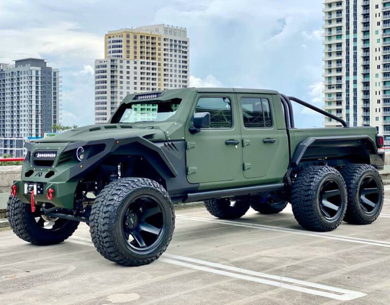 2020 Jeep Gladiator for sale at South Florida Jeeps in Fort Lauderdale FL