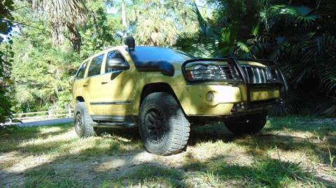 2005 Jeep Grand Cherokee for sale at South Florida Jeeps in Fort Lauderdale FL