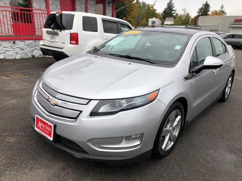 2012 Chevrolet Volt for sale in Lynnwood, WA