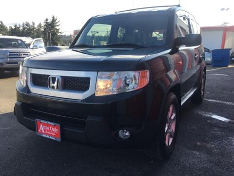 2009 Honda Element for sale in Lynnwood, WA