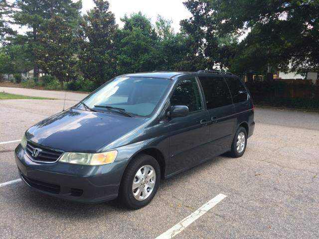 2004 Honda Odyssey For Sale At Drive Away Today In Raleigh NC
