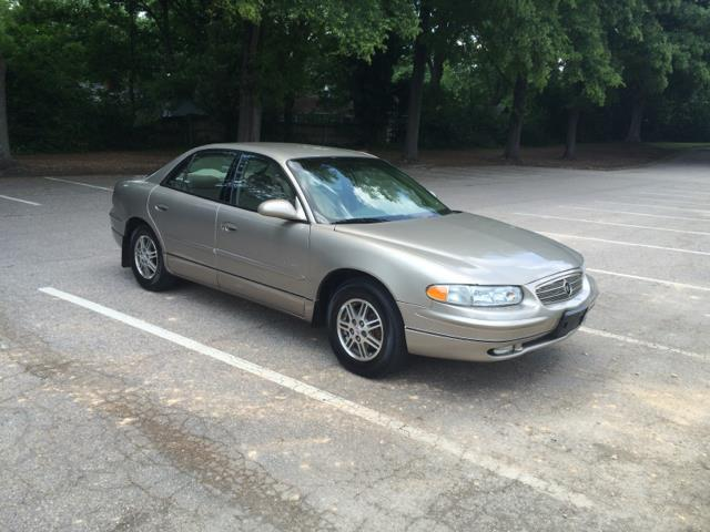 2001 buick regal ls 4dr sedan in raleigh nc drive away today contact publicscrutiny Choice Image