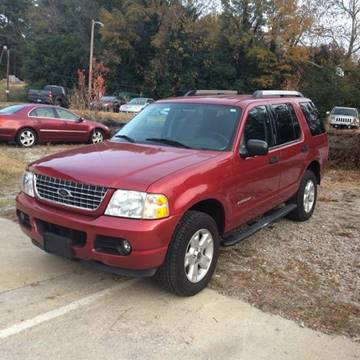 2005 Ford Explorer for sale in Raleigh, NC
