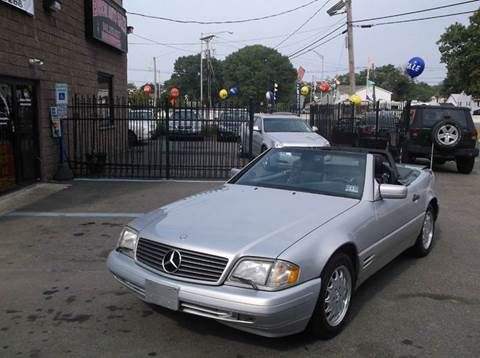 1998 Mercedes-Benz SL-Class for sale in Edison, NJ