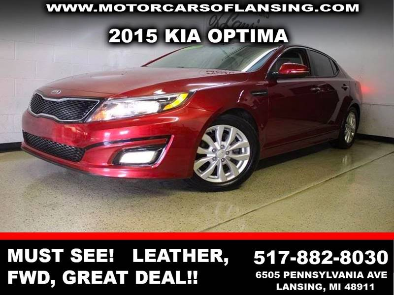 2015 KIA OPTIMA EX 4DR SEDAN burgundy all customers are welcome to perform an inspection on our v