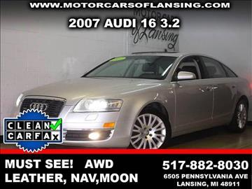2007 Audi A6 for sale in Lansing, MI