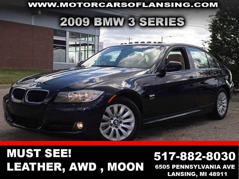 2009 BMW 3 SERIES 328I XDRIVE AWD 4DR SEDAN midnight blue welcome to the bmw 328 xi low miles