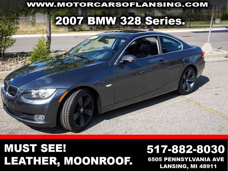 2007 BMW 3 SERIES 328XI AWD 2DR COUPE grille color - chrome air filtration - active charcoal arm