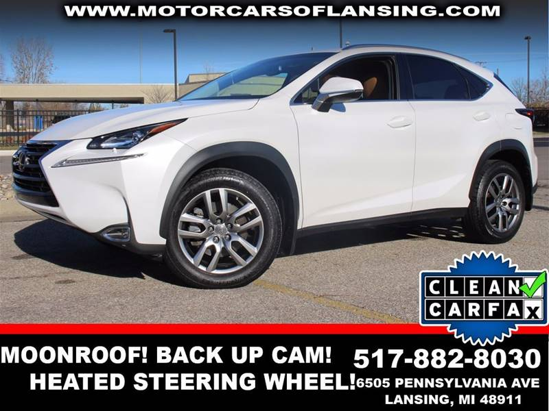 2016 LEXUS NX 200T BASE AWD 4DR CROSSOVER eminent white pearl all wheel drive   heatedcooled fro