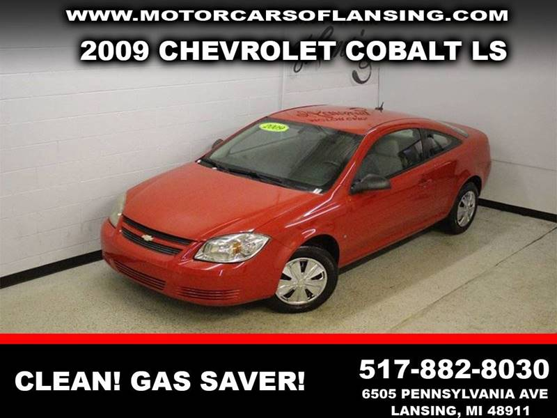 2009 CHEVROLET COBALT LS red clean  3 month 4000 mile limited powertrain warranty is availabl