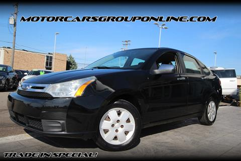 2009 Ford Focus for sale in Lansing, MI