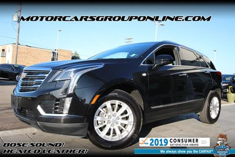 2018 Cadillac XT5 for sale in Lansing, MI