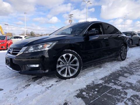 2013 Honda Accord for sale in Lansing, MI