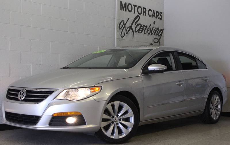 2010 VOLKSWAGEN CC SPORT PZEV 4DR SEDAN 6A silver this is a very clean low mileage cc with no dam