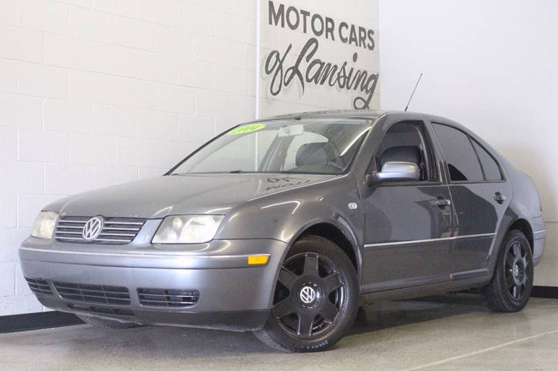 2004 VOLKSWAGEN JETTA GL 4DR SEDAN gray manual transmission auxiliary clean  3 month 4000 m