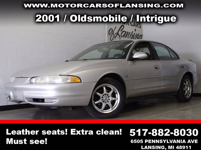 2001 OLDSMOBILE INTRIGUE GL 4DR SEDAN silver  3 month 3000 mile limited powertrain warranty is