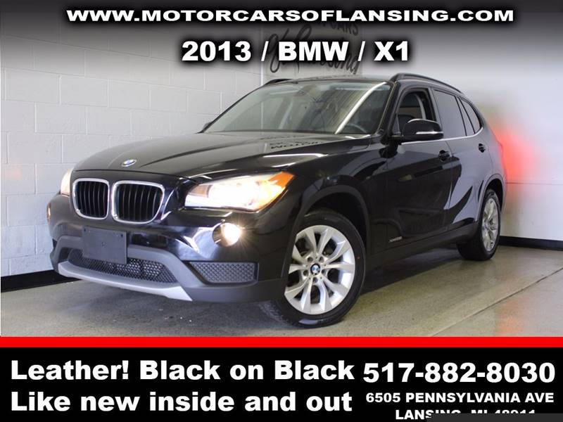 2013 BMW X1 XDRIVE28I AWD 4DR SUV black all customers are welcome to perform an inspection on our