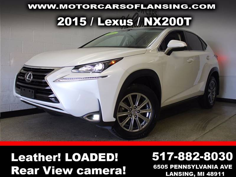 2015 LEXUS NX 200T BASE AWD 4DR CROSSOVER pearl all customers are welcome to perform an inspectio