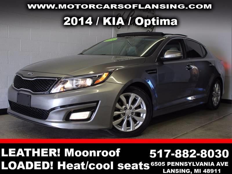 2014 KIA OPTIMA EX 4DR SEDAN charcoal all customers are welcome to perform an inspection on our v