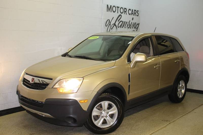 2008 SATURN VUE XE 4DR SUV tan xtra clean inoutbe sure to check back soon for details on this ve