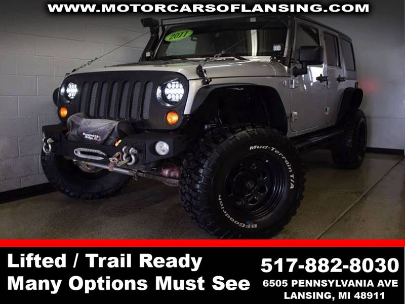 2011 JEEP WRANGLER UNLIMITED SAHARA 4X4 4DR SUV silver rather youre on or off road this vehicle