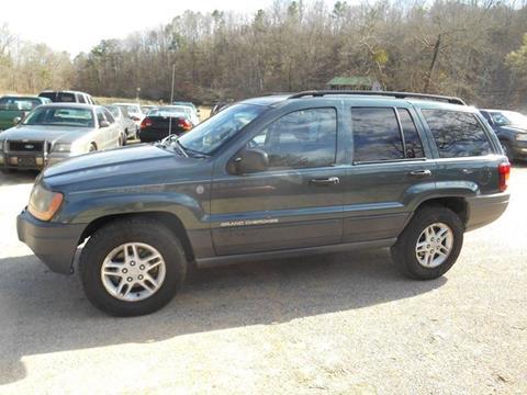 2004 Jeep Grand Cherokee for sale in Helena, AL