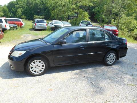 2005 Honda Civic for sale in Helena, AL