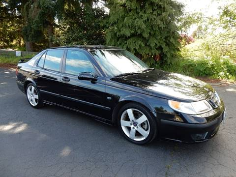 2005 Saab 9-5 for sale at INTEGRITY AUTO SALES LLC in Seattle WA