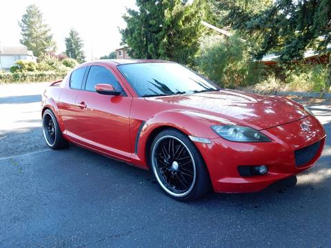 2005 Mazda RX-8 for sale in Seattle, WA