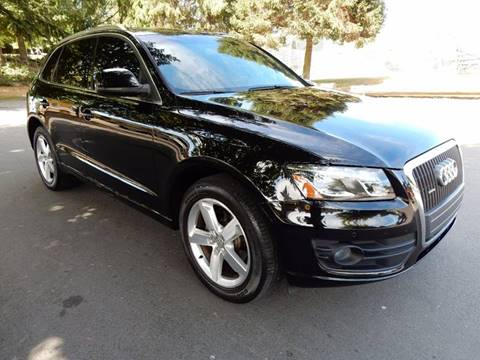 2011 Audi Q5 for sale at INTEGRITY AUTO SALES LLC in Seattle WA