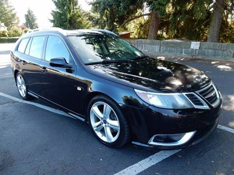2009 Saab 9-3 for sale at INTEGRITY AUTO SALES LLC in Seattle WA