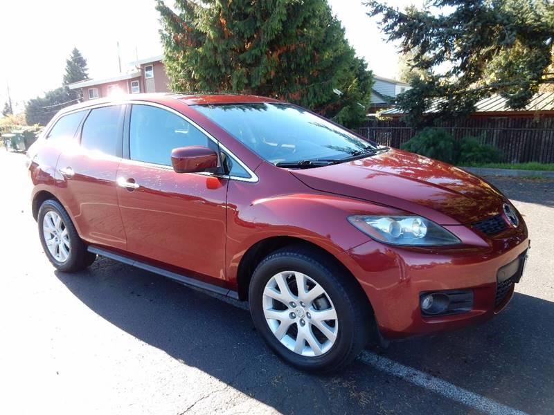 2007 Mazda CX-7 for sale at INTEGRITY AUTO SALES LLC in Seattle WA