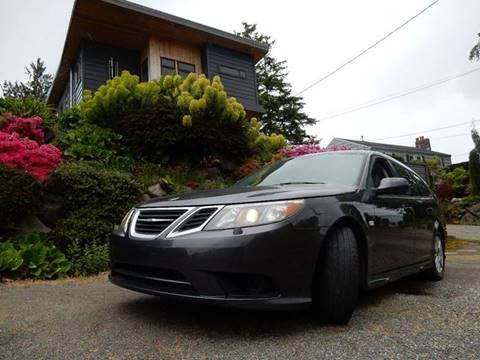 2011 Saab 9-3 for sale in Seattle, WA