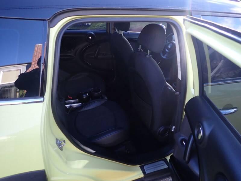 2011 MINI Cooper Countryman S 4dr Crossover - Seattle WA