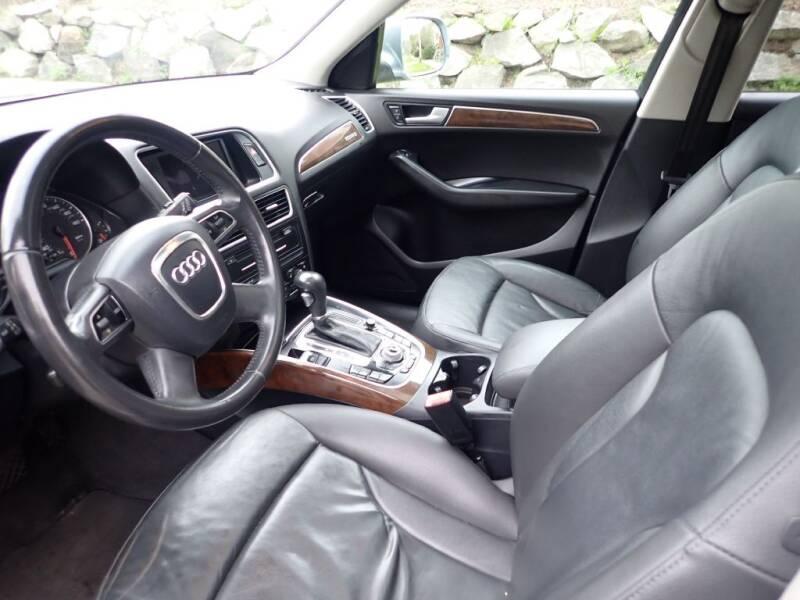 2010 Audi Q5 AWD 3.2 quattro Premium Plus 4dr SUV - Seattle WA