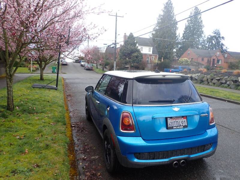 2008 MINI Cooper S 2dr Hatchback - Seattle WA