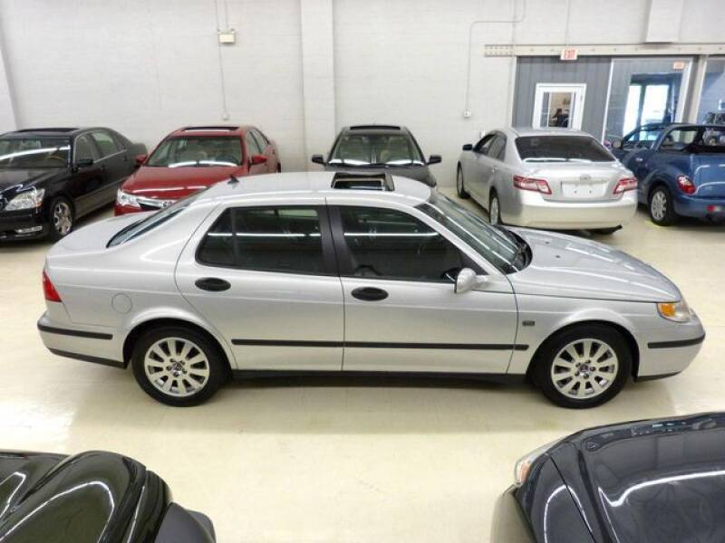 2003 Saab 9-5 4dr Linear 2.3t Turbo Sedan - Seattle WA