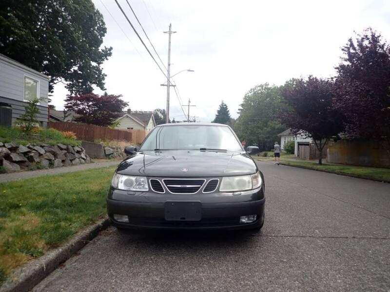 2003 Saab 9-5 4dr Linear 2.3t Turbo Sedan - Seattle WA