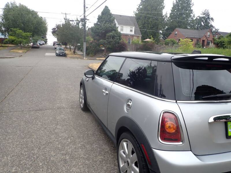 2008 MINI Cooper S 2dr Hatchback - Seattle WA